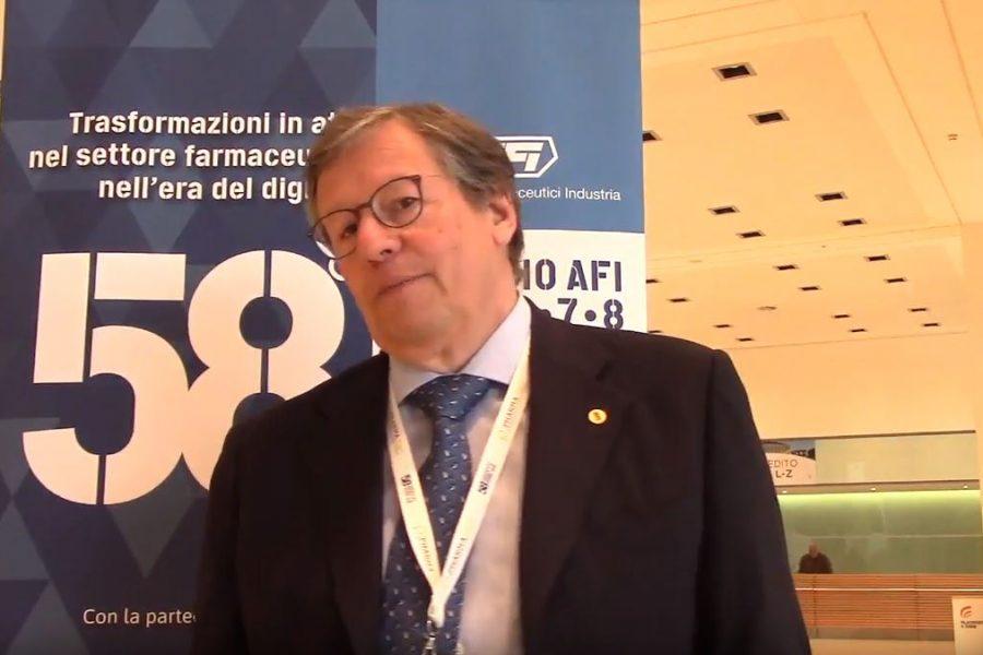 """Tempo di bilanci, Bruno: """"AFI contribuisce all'eccellenza dell'industria farmaceutica italiana"""""""