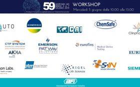 14 Workshop, l'App e il Libro dei Riassunti del 59° Simposio AFI | Newsletter n° 17