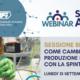 WEBINAR SESSIONE BIOTECH – COME CAMBIA LA PRODUZIONE FARMACEUTICA CON LA SPINTA DEL BIOTECH
